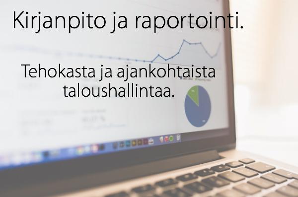 Kirjanpito Espoo